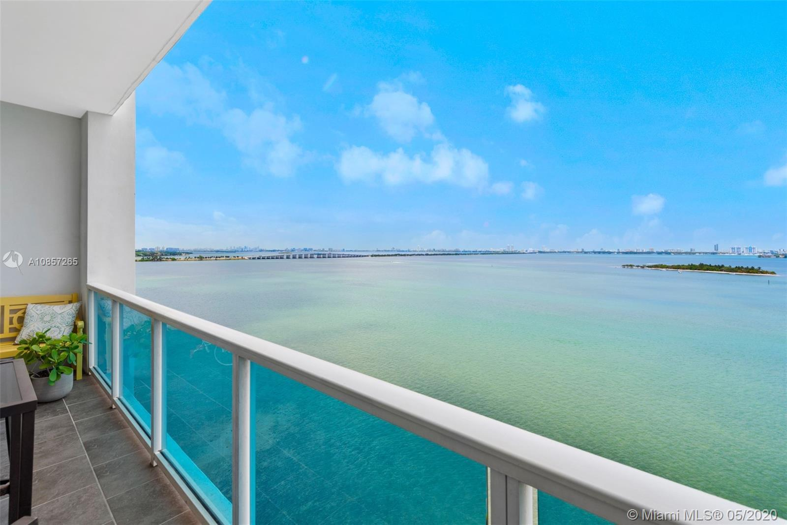 Luxury waterfront boutique condo building located in Edgewater. Enjoy spectacular, unobstructed bay