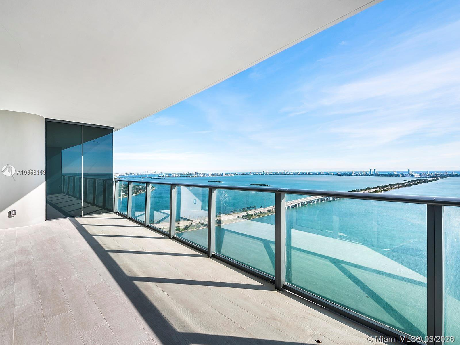 Beautiful 1 Bed + Den Unit with unobstructed views to the Bay from living room and master bedroom. T