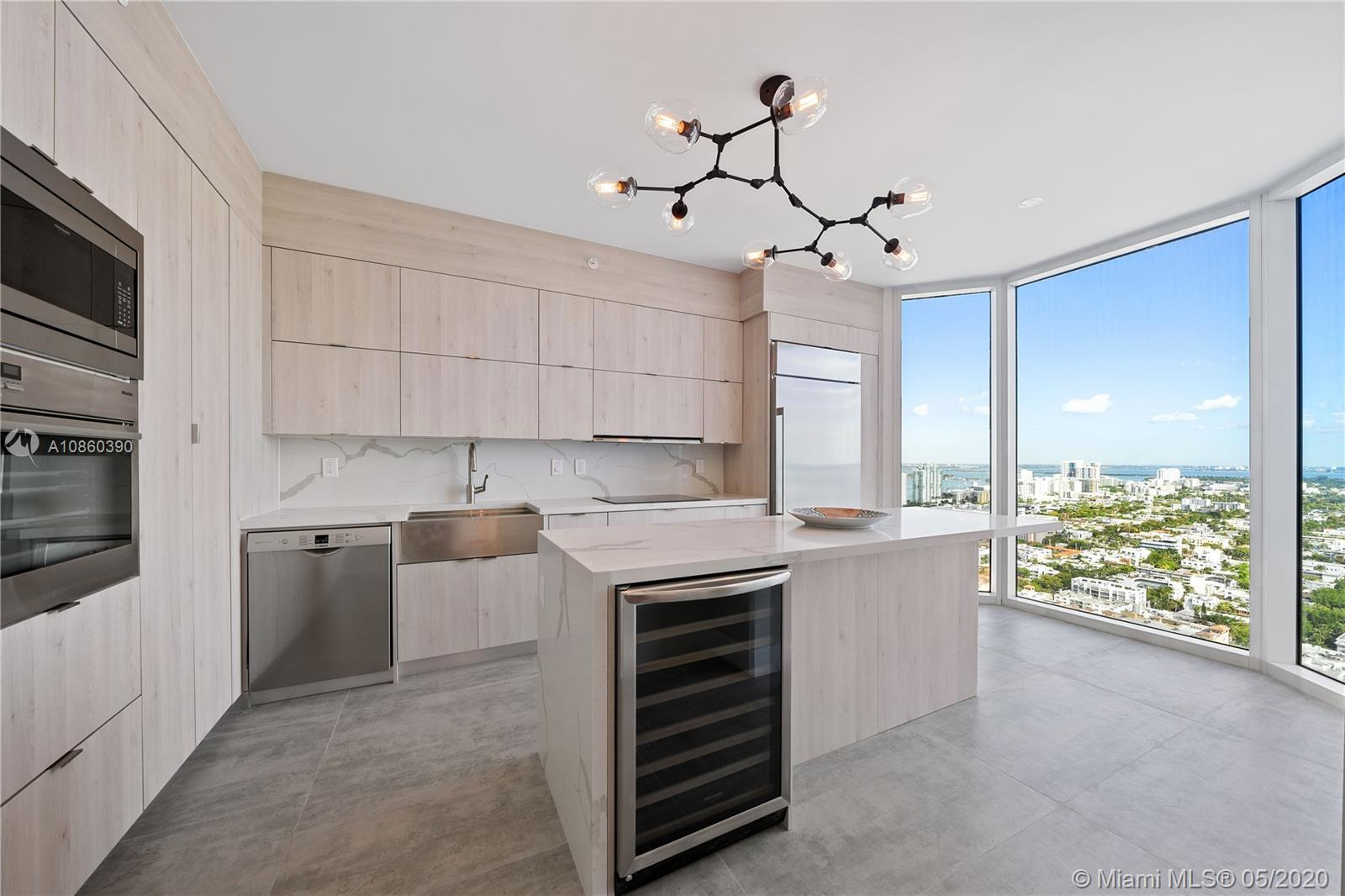 Incredible opportunity to own a completely renovated flow-through residence at the reinvented Portof