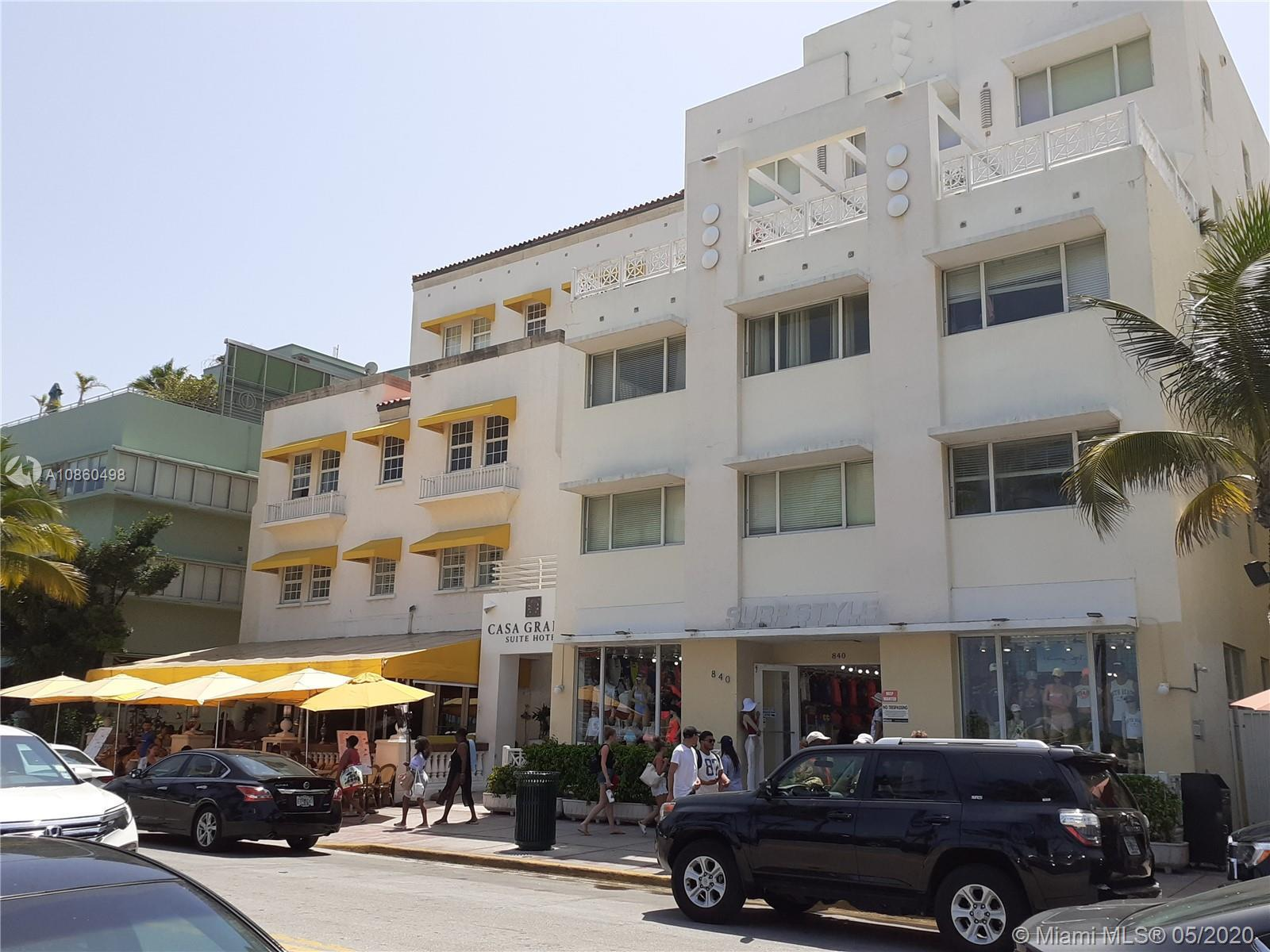 Great investment, Studio located on Ocean Dr, kitchenette fully equipped, lock code in the apartment
