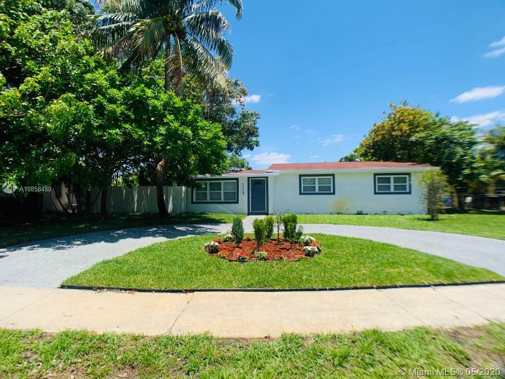 This completely renovated, bright and spacious home in the heart of Fort Lauderdale is move-in ready
