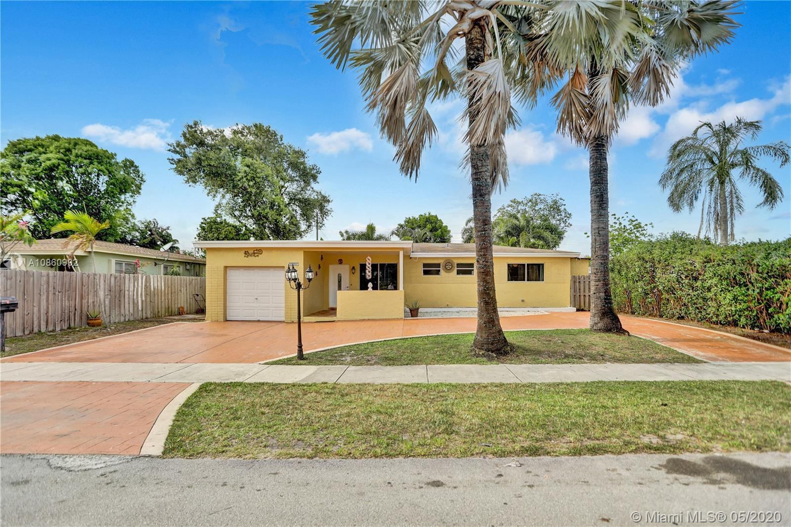 Come check out an awesome 4 bedroom/2 full bath Pool home with a garage in Riverland Village!!  This
