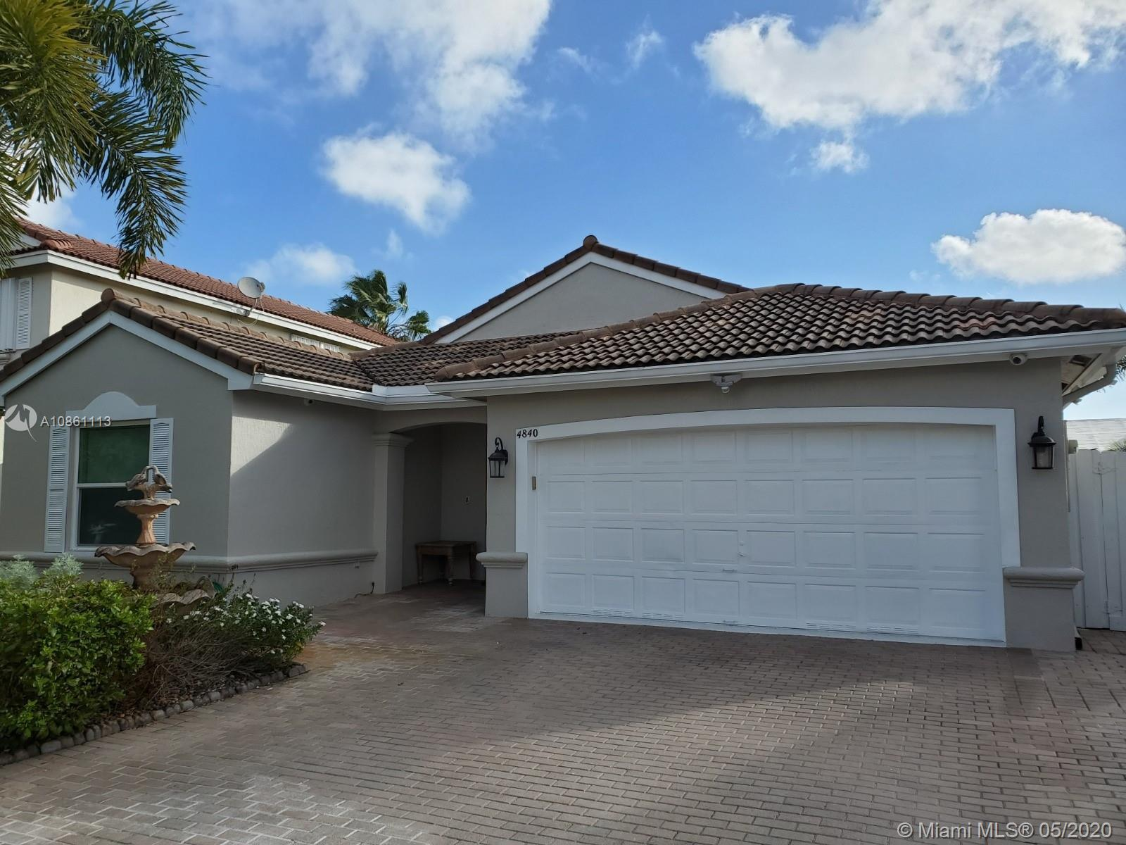 You'll want to call it your Home...Beautifully remodeled 31/2bed/2bath in a sought after gated commu
