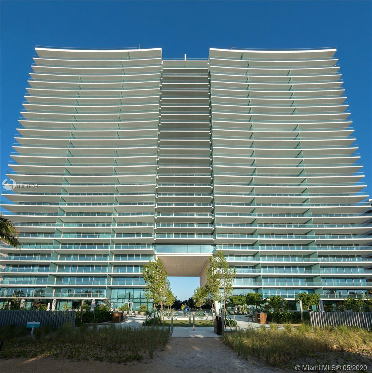 **PRICE ADJUSTMENT** WELCOME TO OCEANA, THE NEWEST JEWEL OF BAL HARBOUR. OCEANA IS THE ONLY BUILDING