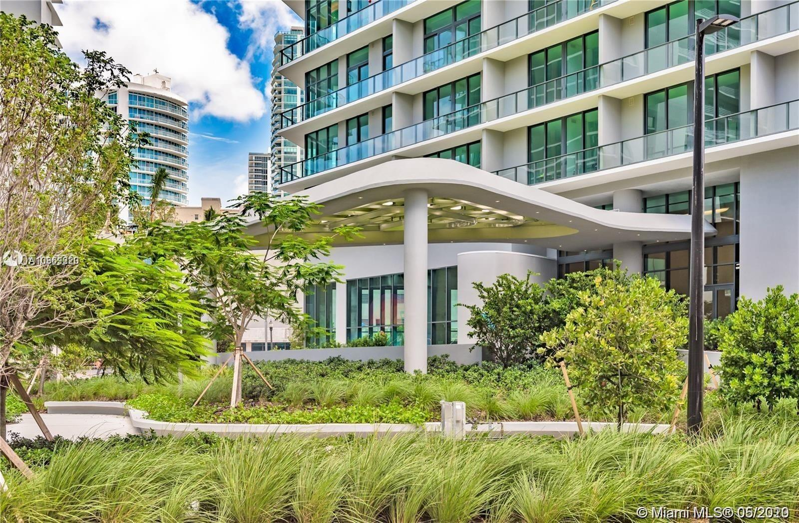 BRAND NEW APARTMENT WITH DIRECT OCEAN VIEWS! walk-in closets, open kitchen with top of the line BOSC