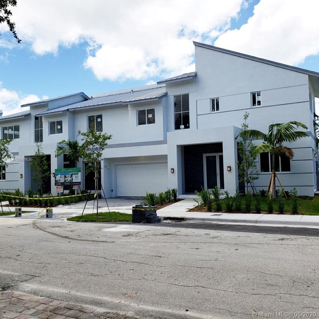 PALMERA BUILDER CLOSE-OUT!  Last chance to buy a brand new, contemporary town home in the heart of L