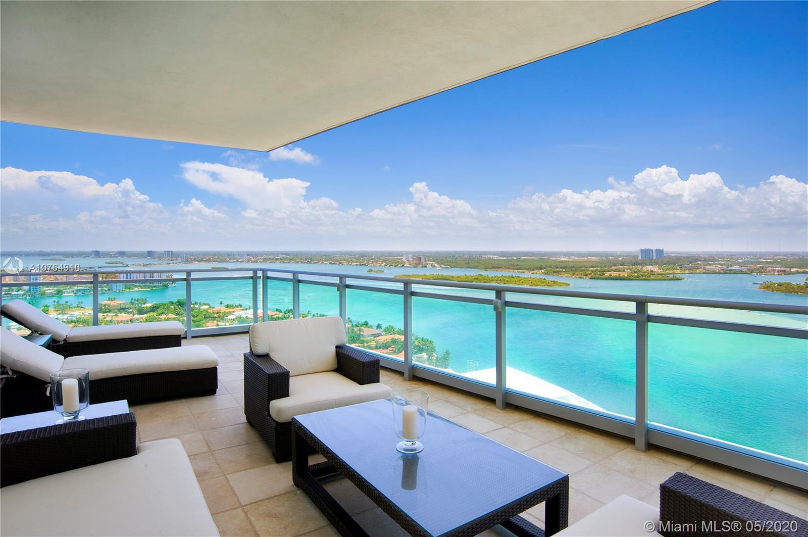 EXCEPTIONAL TOWER SUITE CORNER RESIDENCE WITH BREATHTAKING UNOBSTRUCTED VIEWS OF THE OCEAN, INTRACOA