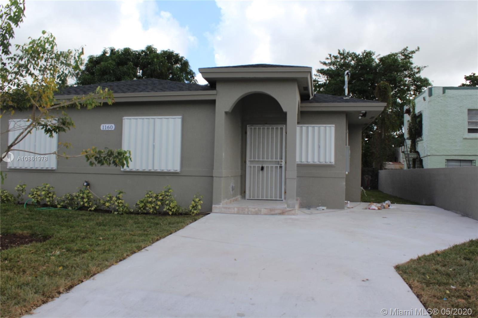 NEW CONSTRUCTION 4 BEDROOM 2 BATH. 1489 SQFT UNDER A/C. LOTS OF UPGRADES. TILED THROUGHOUT,  S/S AP