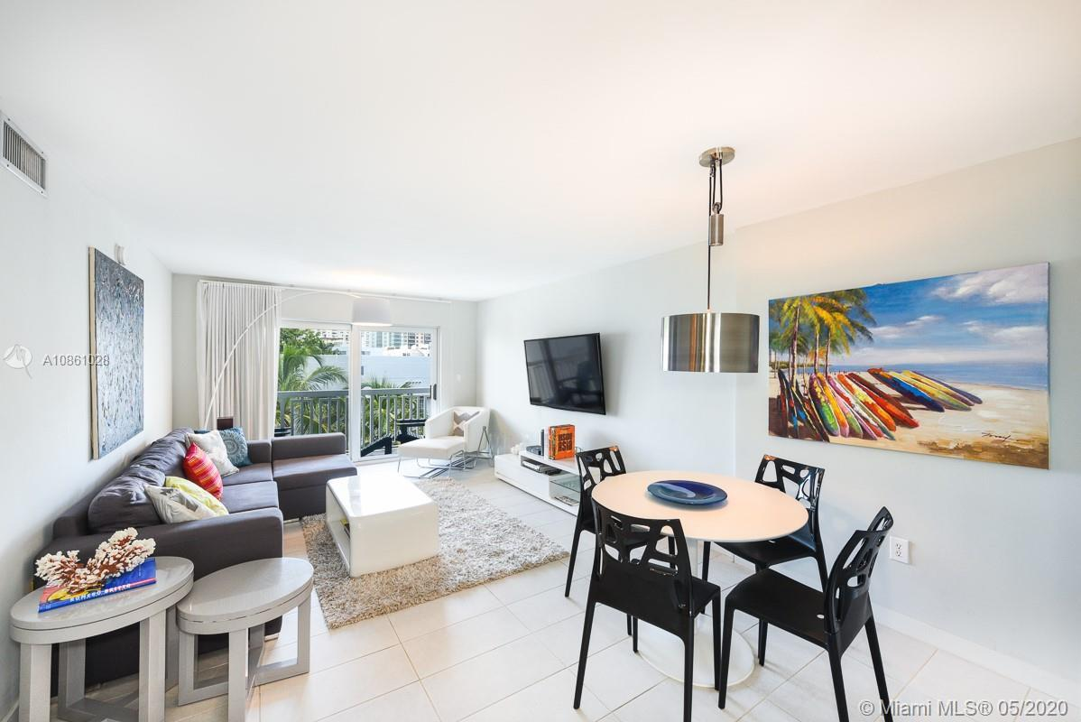 Enjoy boutique living just one block away from the beach and iconic Ocean Drive, in the heart of Sou