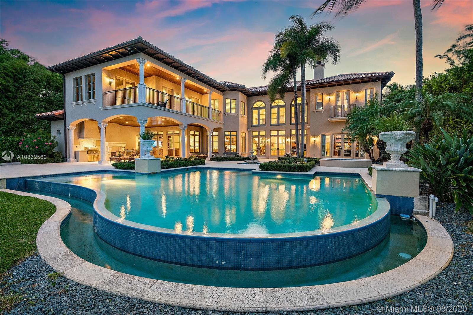 Boasting over a 100 feet of water-frontage and incredible panoramic views of the Loxahatchee River,