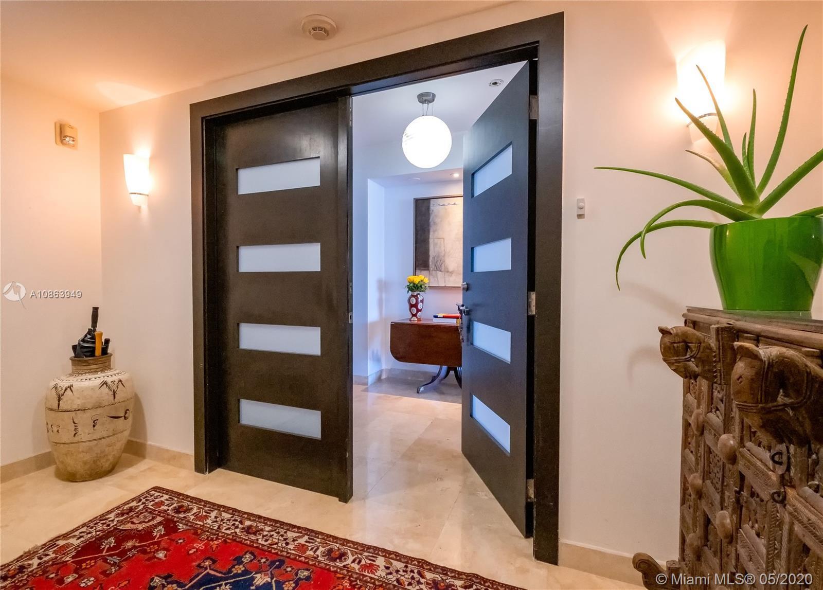 HOME IN THE SKY!! Exclusivity, Comfort & Elegance. 3620sf. 4bedrooms/5full bath+Den. Corner unit. Pr