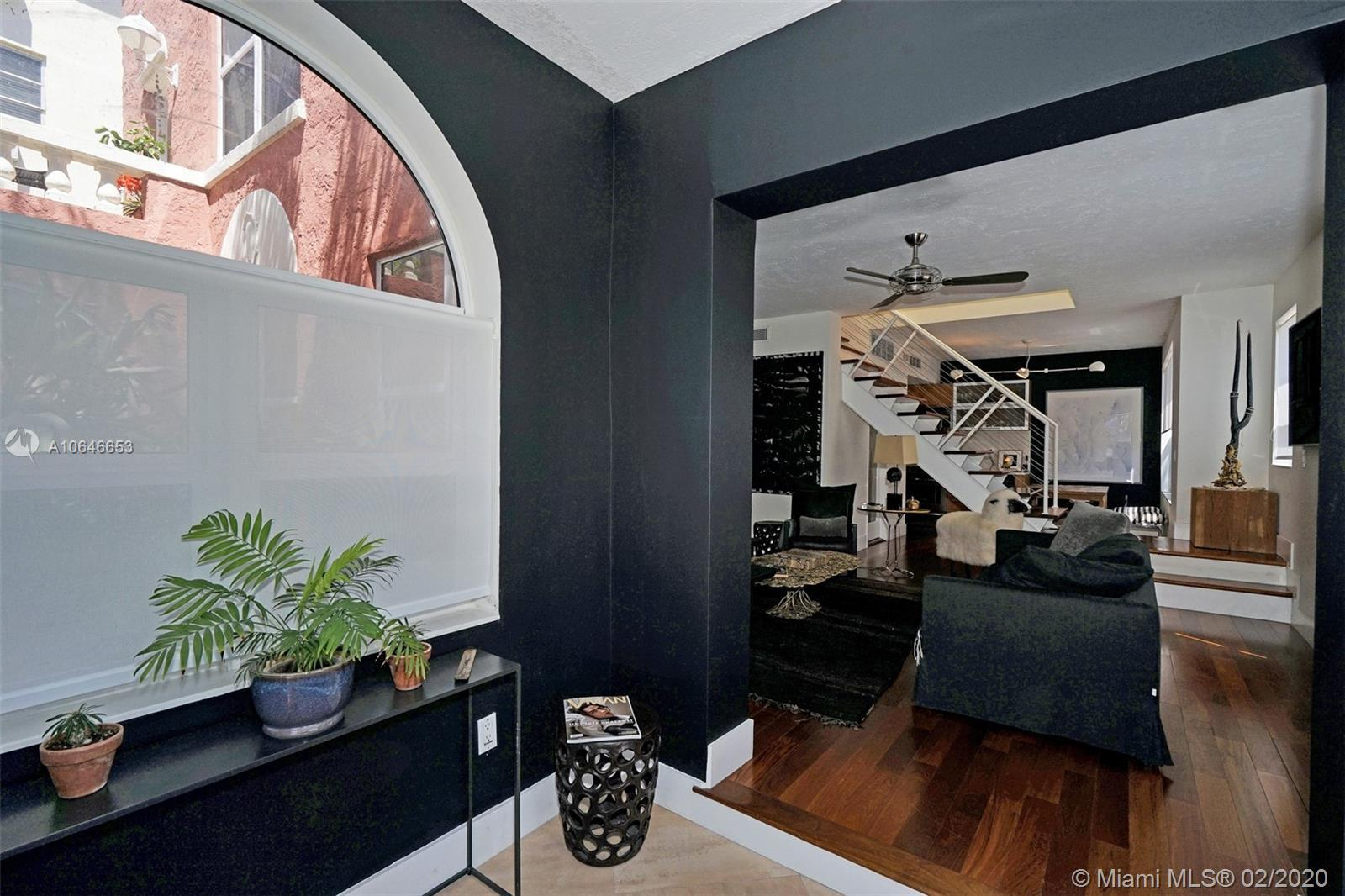Like having your own home!  Stunning, completely updated 2 bedroom townhome located in an intimate,