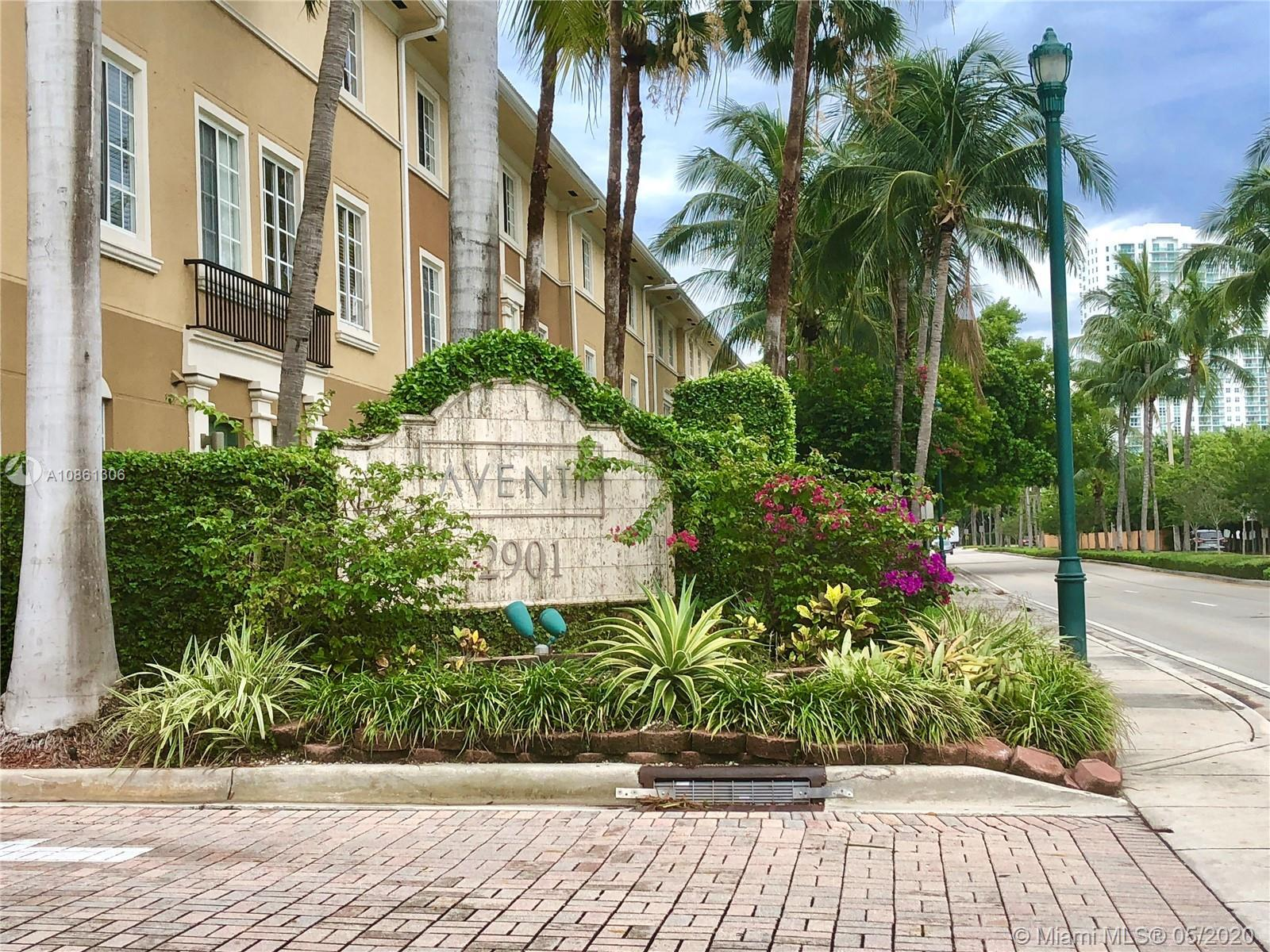 """WONDERFUL, RARELY AVAILABLE  """" WATER VIEW""""  AVENTI TRI-LEVAL TOWNHOUSE!!!  CORNER UNIT WITH ATTACHE"""