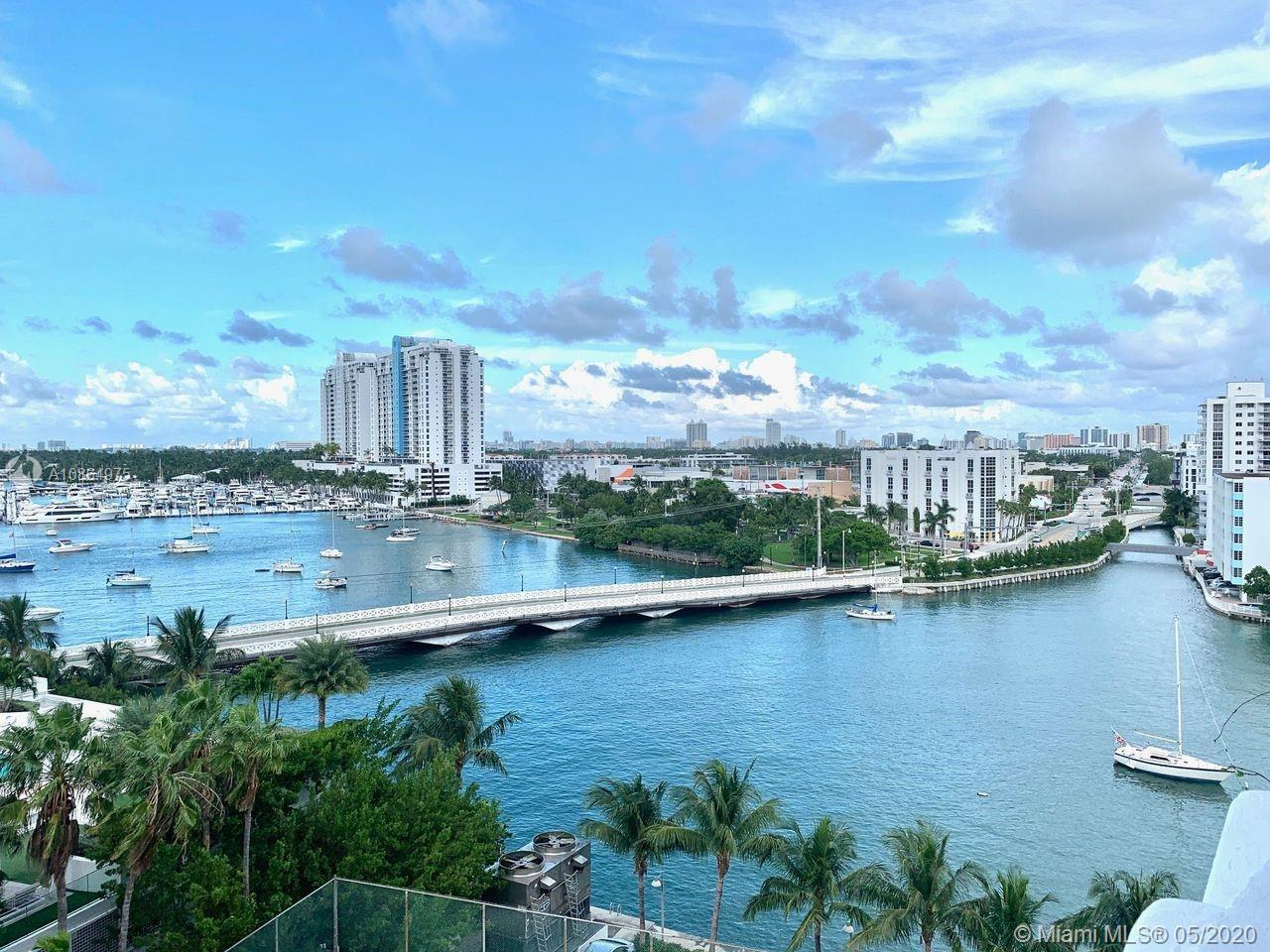 A gem on Belle Isle! Completely renovated unit with bay views. 1 bedroom 1.5 bath with balcony, bran