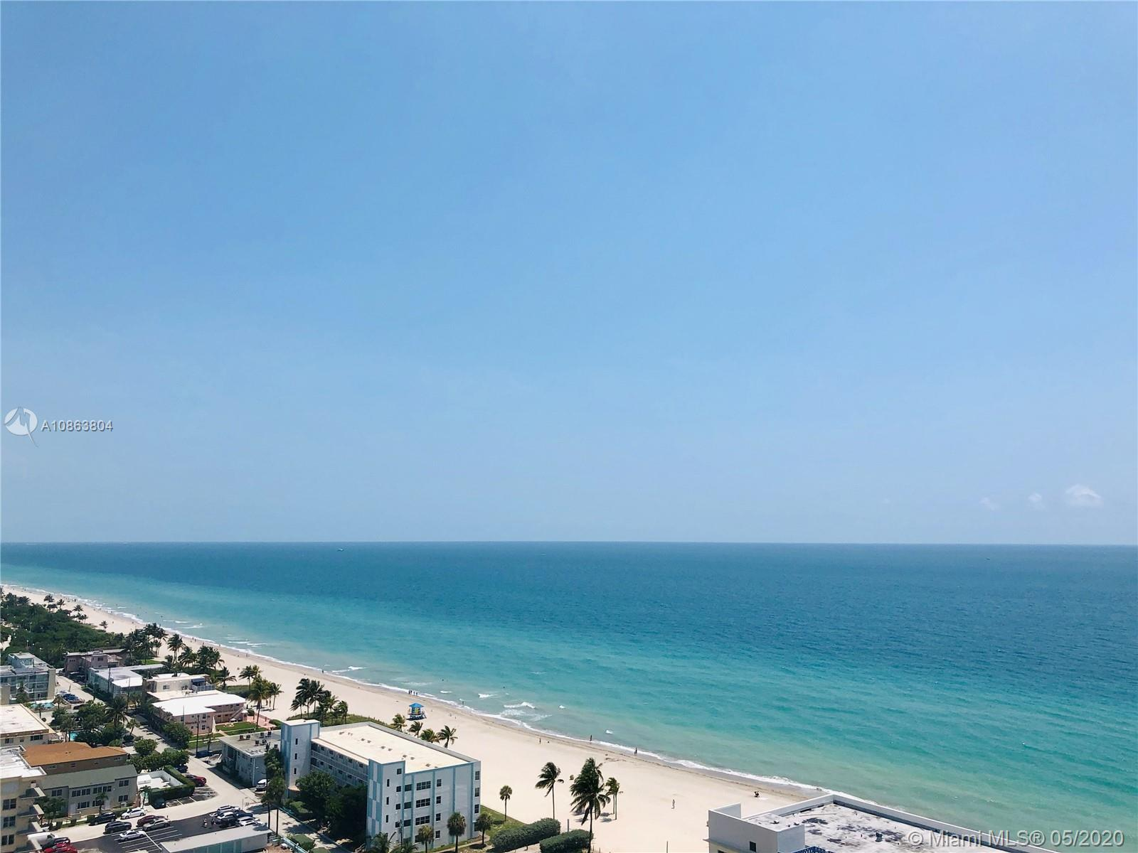 Enjoy spectacular panoramic ocean, intracoastal, and city lights views from your living room, Live t