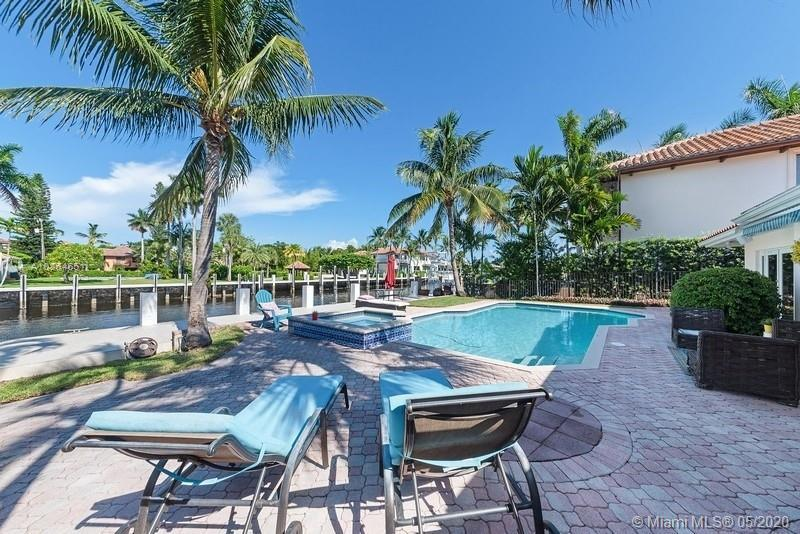 Prime location on Las Olas Isles, single-family home with 3 bedrooms, 2 bathrooms on 75 ft of waterf