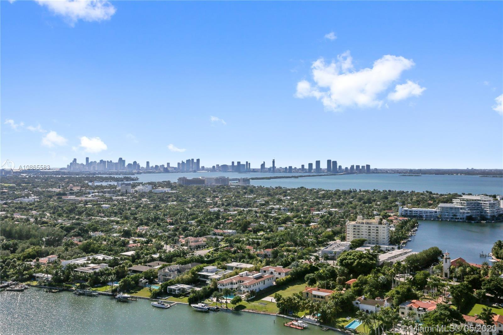 Enjoy spectacular unobstructed views of the bay & city from this beautiful 1BD/2BA + den on the 33rd