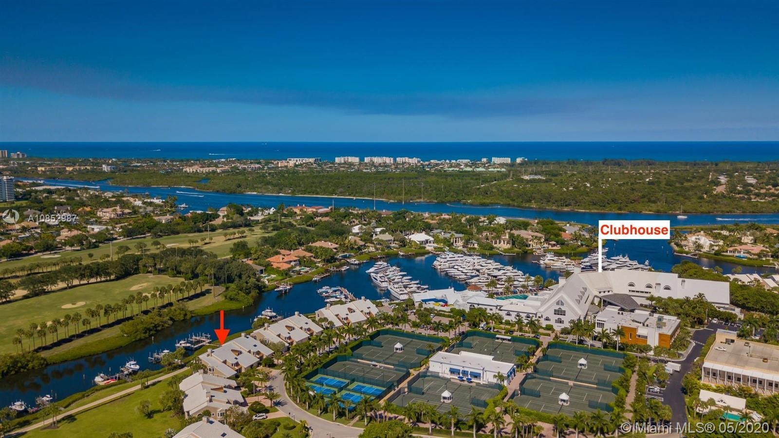 BEST LOCATION! Experience all that exclusive Admirals Cove has to offer from this rare 3-bedroom, 2n