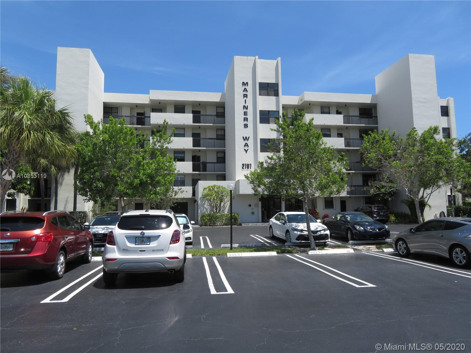 This large 2 bedroom condo has it all!  Corner unit has renovated kitchen with recessed LED lighting