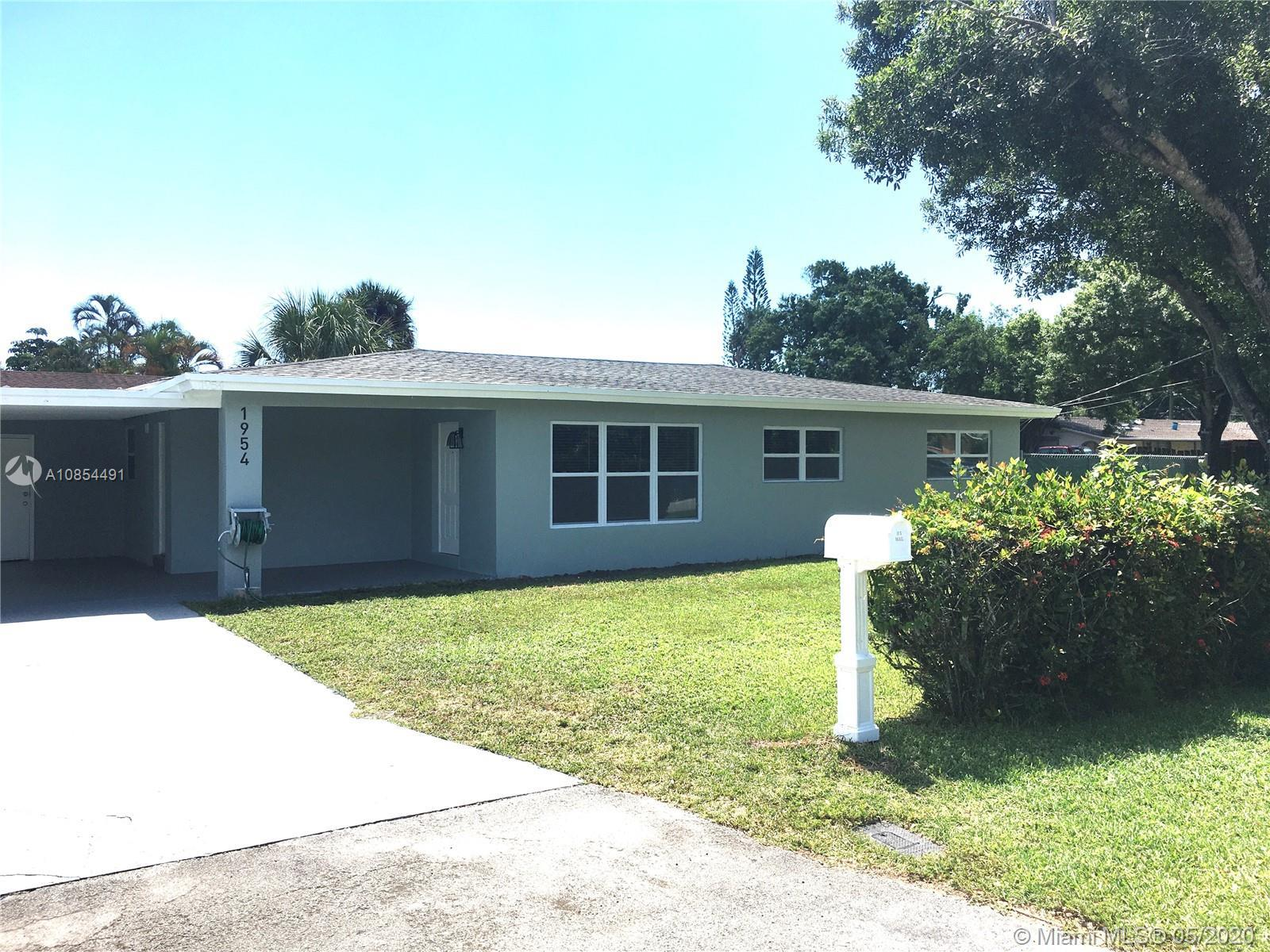 Completely renovated and upgraded 3/2 single family home in the Riverland area! Large corner lot, br
