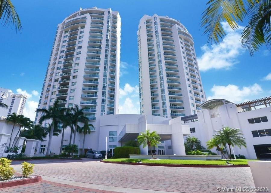 LOCATION, LOCATION, LOCATION. THIS LUXURY BUILDING IS IN THE HEART OF AVENTURA.  SOUGHT AFTER MODEL