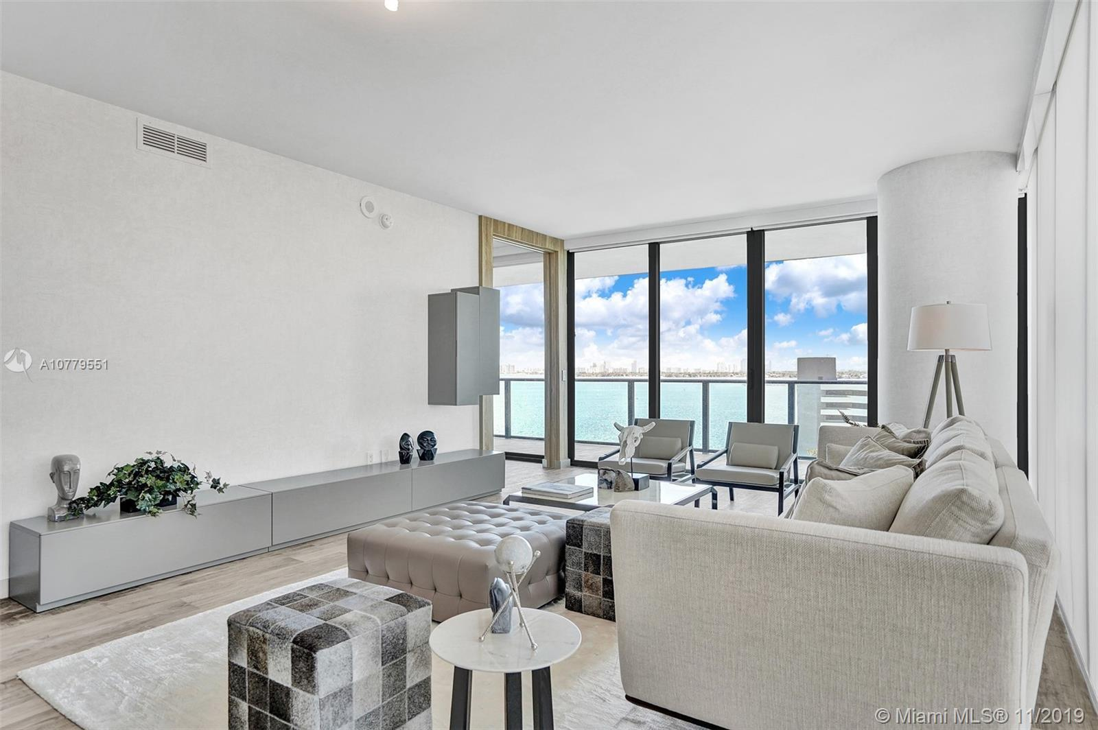 More than $140K in upgrades! Move In Ready!This CORNER WATER FRONT unit was designed for the most ex