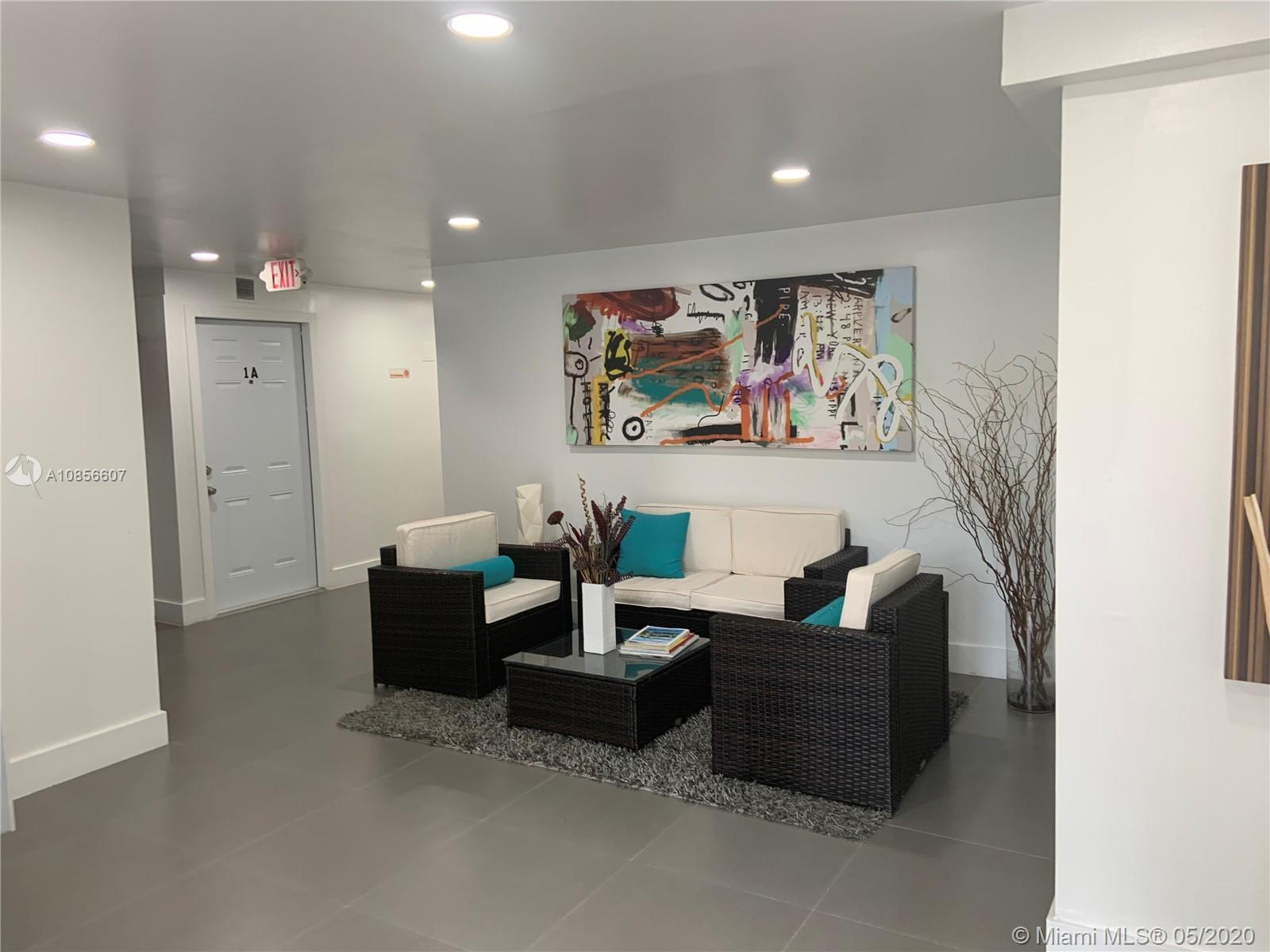 2 bedroom Two bath corner unit facing east  lots of windows and quite spacious, very bright and the