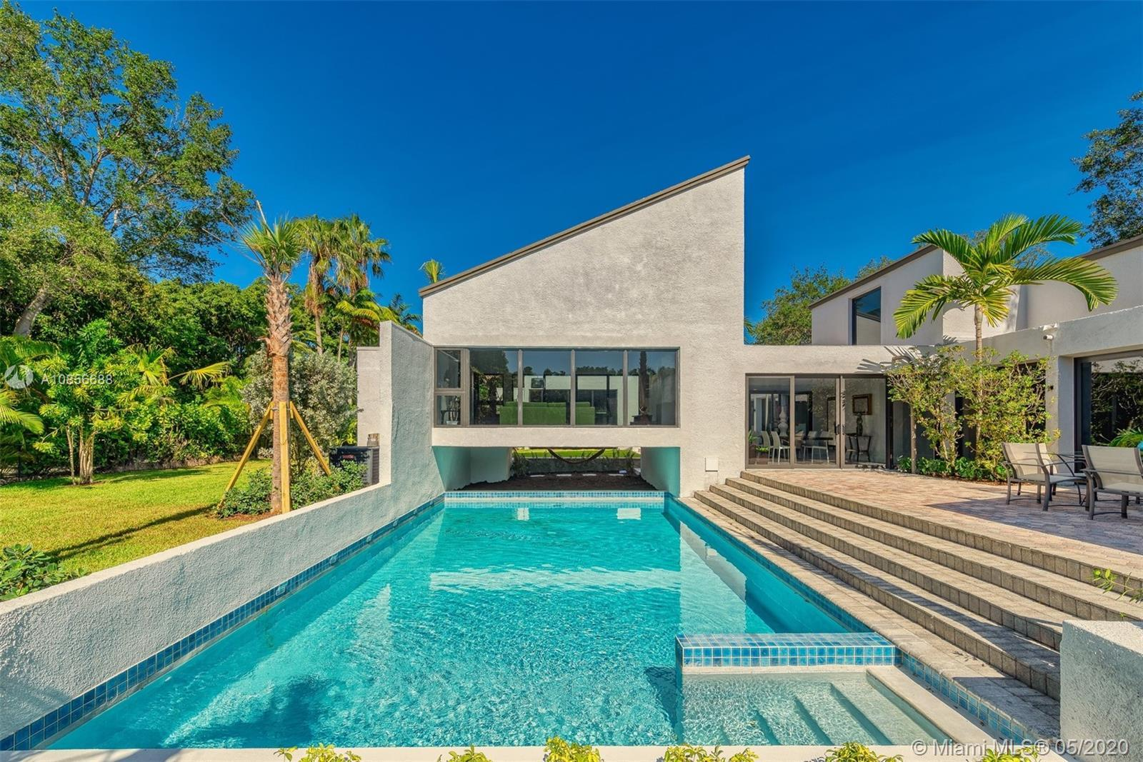 Your own slice of Miami Paradise in one of the city's safest neighborhoods. This recently redesigned