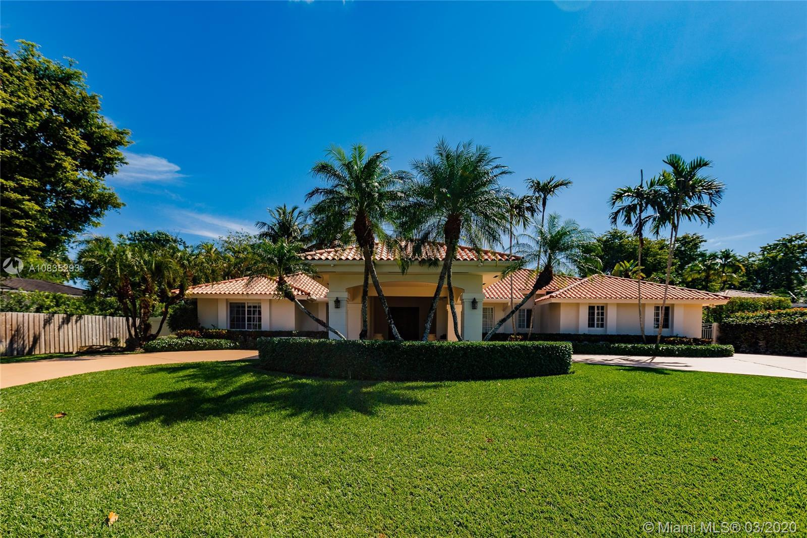 This wonderful 4 bedroom, 4 bath, 2 car garage, pool home is conveniently located just east of Gulli