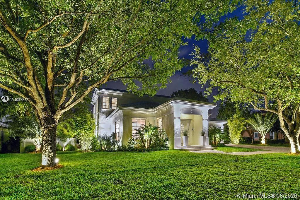 ONE OF A KIND! EXTRAORDINARY HOME. Pinecrest Gated Community of only 13 homes. Welcome to your own p