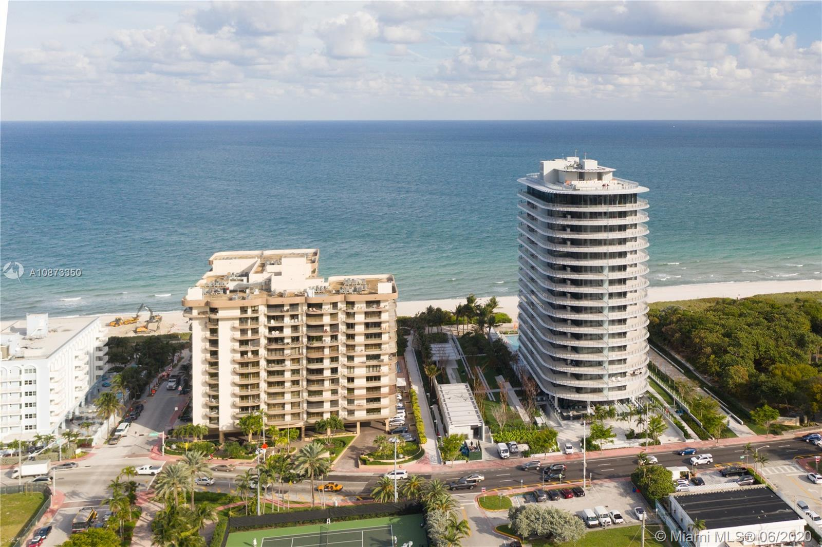 Oceanfront building & quiet beach access can be yours in this very large, fully renovated gem. Indul