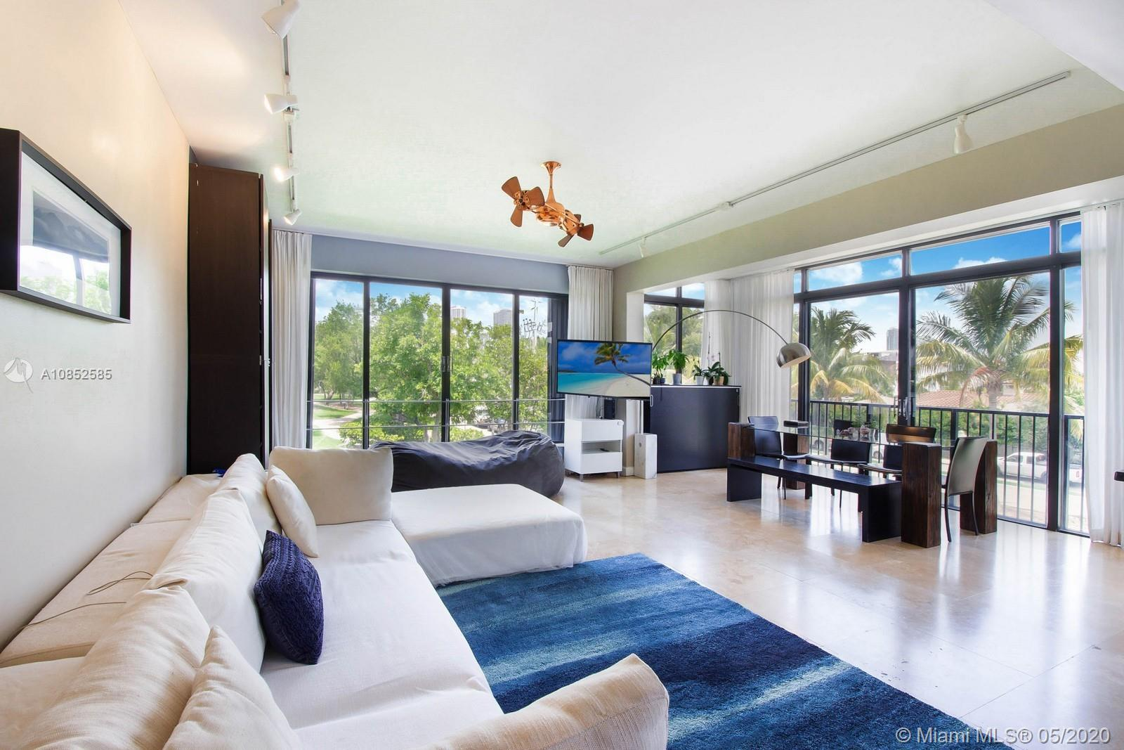 This Venetian townhome offers spectacular panoramic views, with 2,400 SF living space and a 1,200 SF