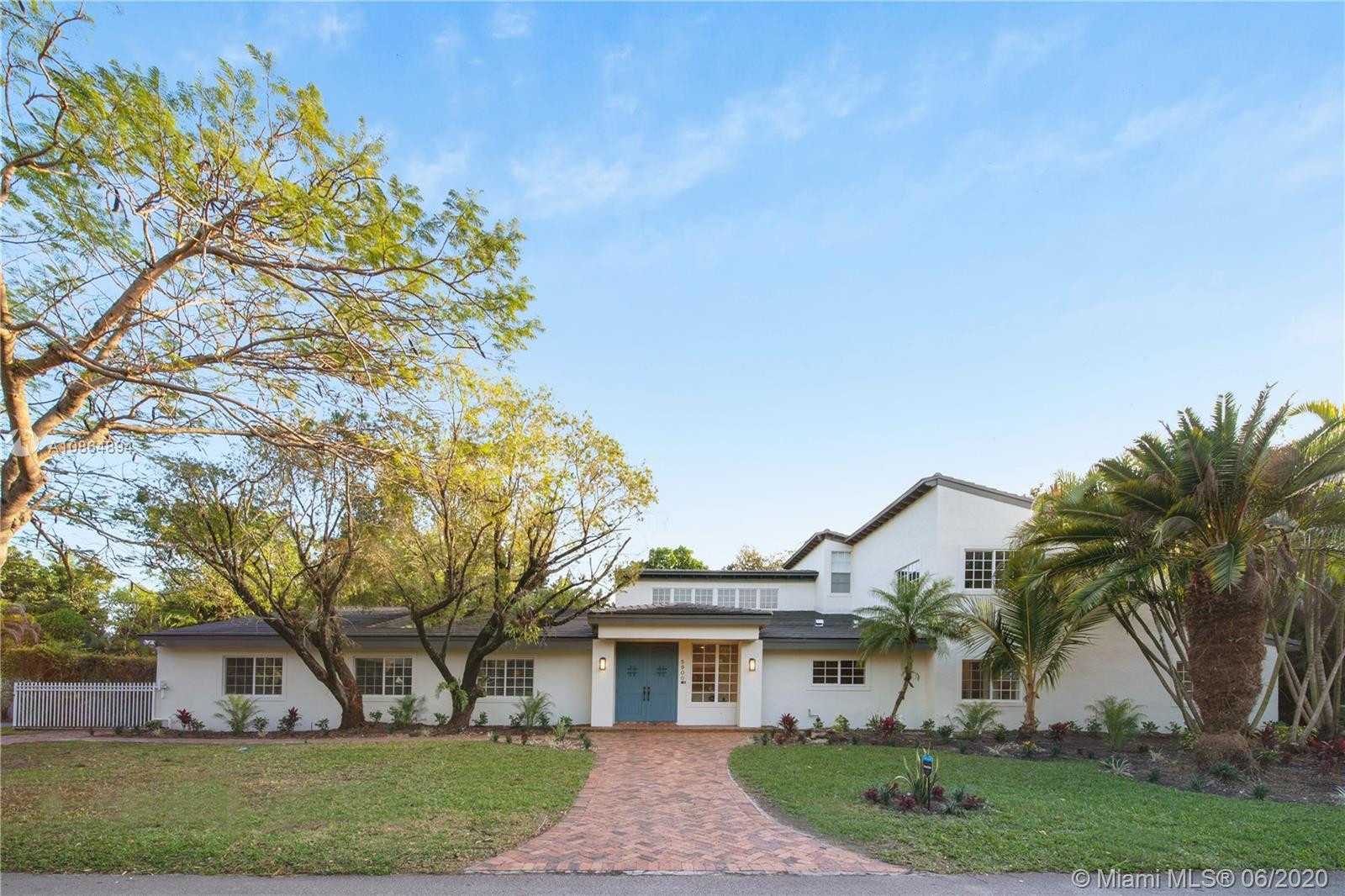 GORGEOUS BEAUTIFULLY APPOINTED, TWO STORY, COMPLETELY REMODELED 6 BEDROOM 5 BATH HOME, LOCATED IN TH