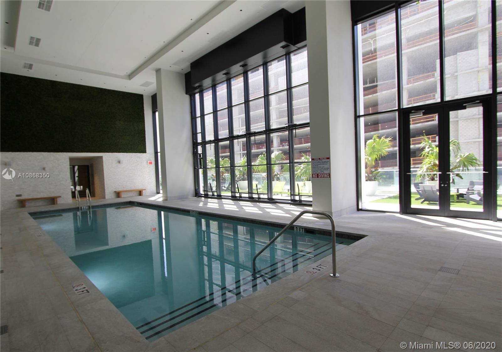 2BR + BIG DEN /3BA SPECTACULAR EAST VIEW, It is really like a 3/3 unit, Modern kitchen cabinets & ap