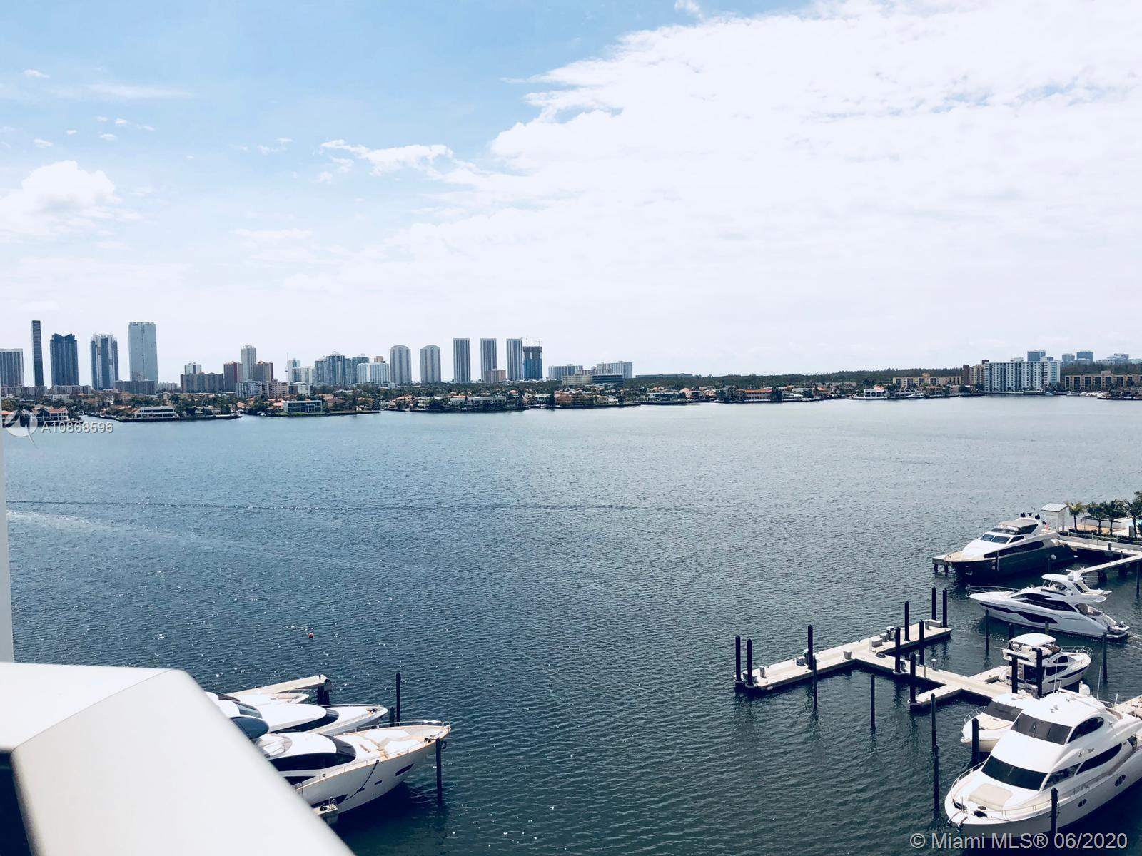 The best 2 bedroom of the building , unit has Views of the marina city this unit faces south ,corner