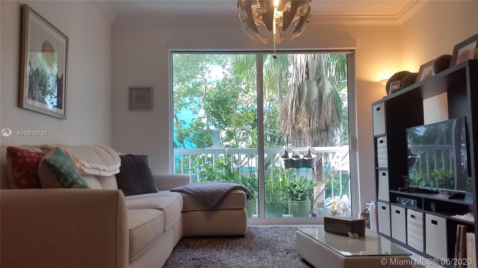 A Surfside gem. Beautifully updated one bedroom with a wonderful layout and several added in-home fe