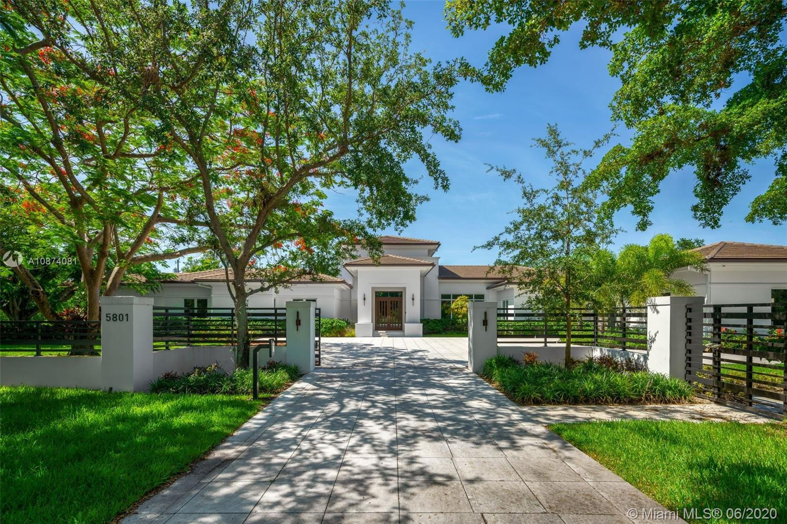 Brand new custom home poised for those w/a keen eye for detail & sophistication. Located on a quiet