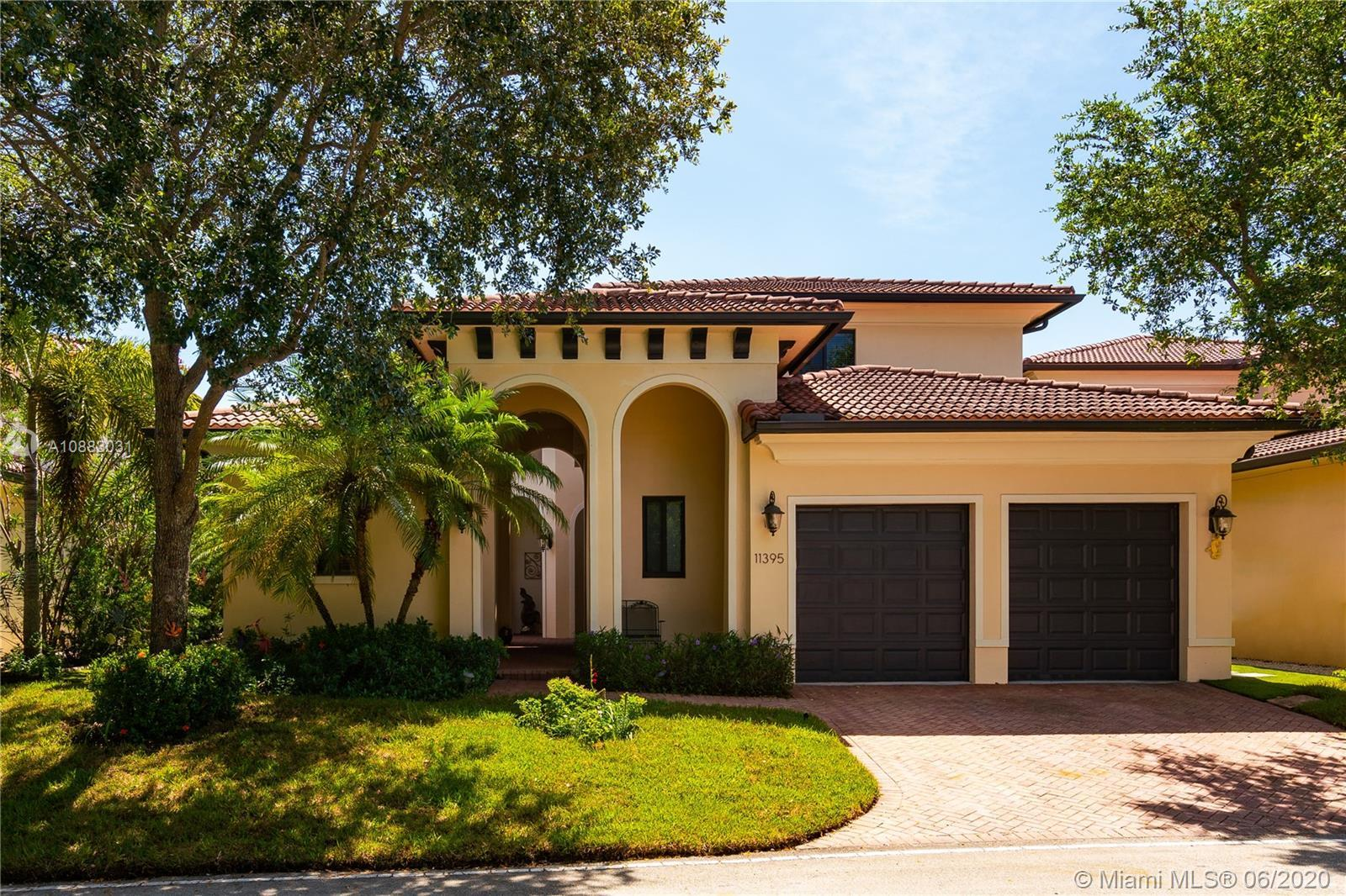 A rare opportunity to live in a lush enclave of tropical tranquility awaits in Four Fillies Farms. T