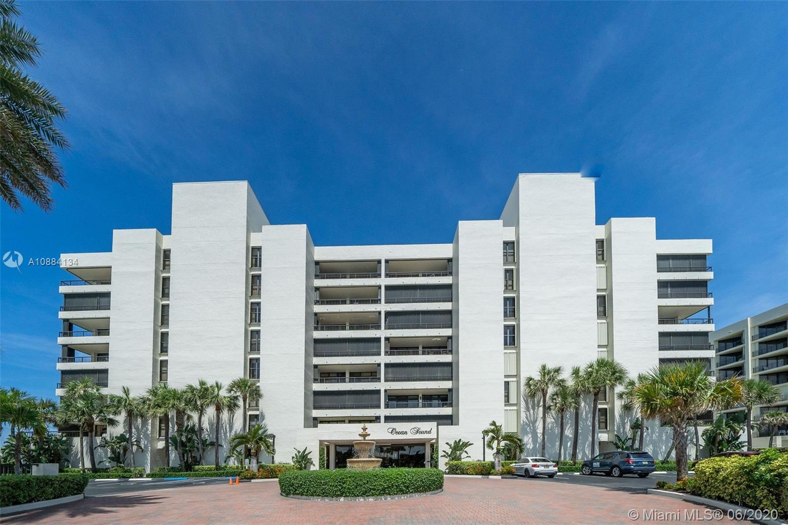 Spectacular (newly renovated) Penthouse unit with breathtaking wide open Ocean and Intracoastal view