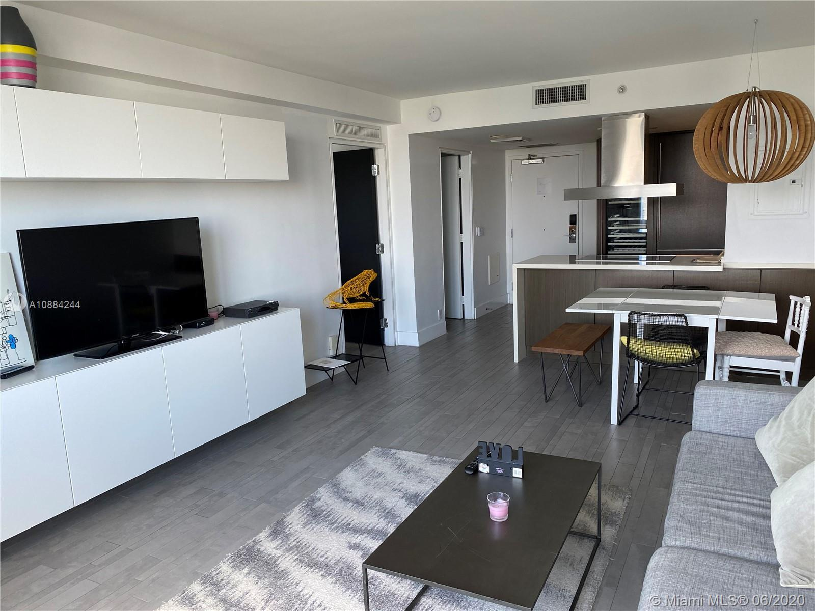 Exclusive & modern Unit at MONDRIAN, in the heart of Miami Beach. Enjoy fully furnished, turn-key co