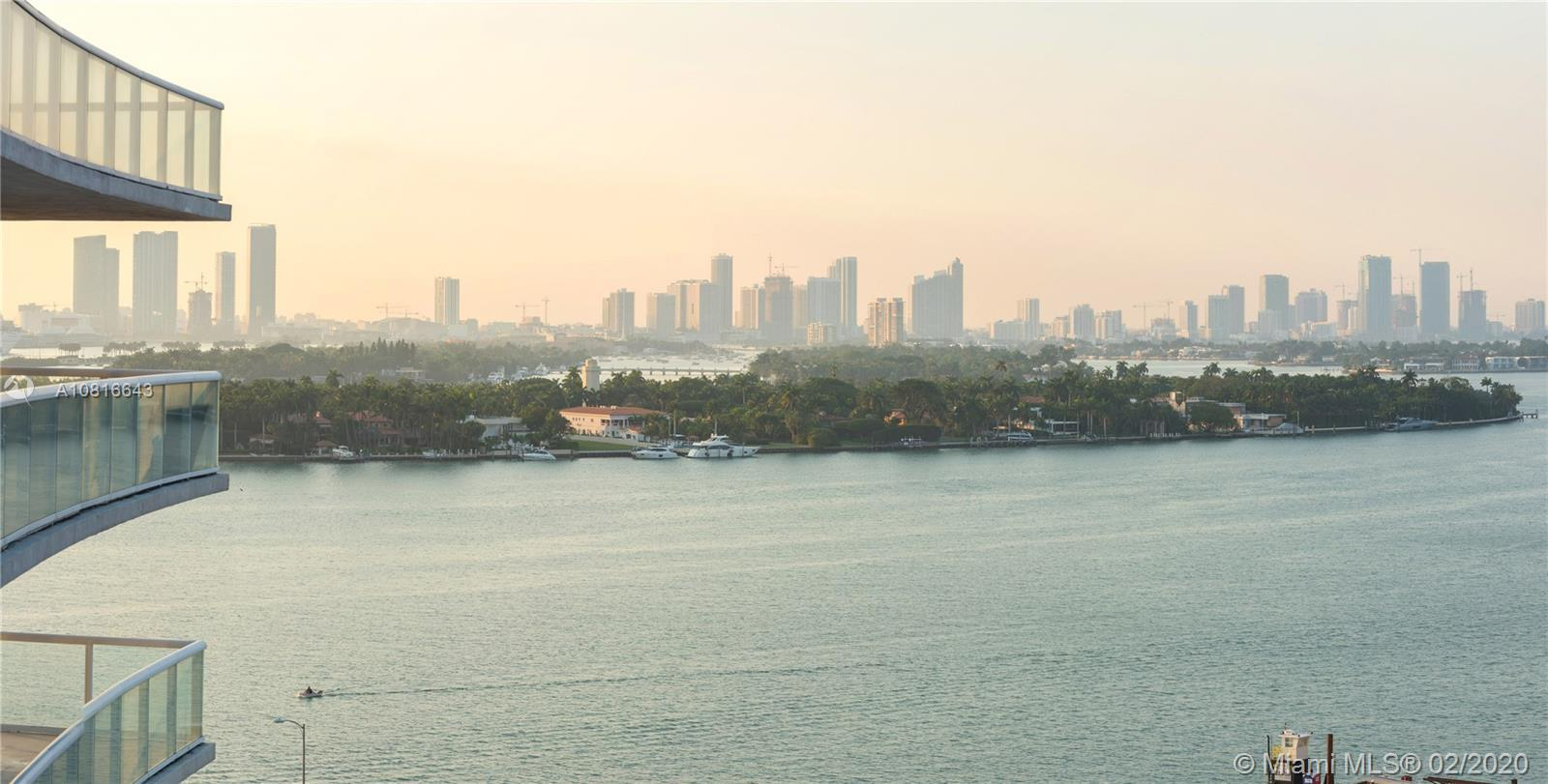 Best priced 2 bedroom at ICON South Beach presented by Philippe Starck. Immaculately kept 2 bedroom