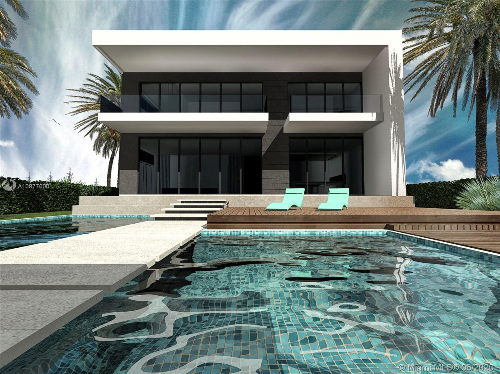 Architecturally stunning luxury home under construction available Fall 2020! Perfectly situated on a