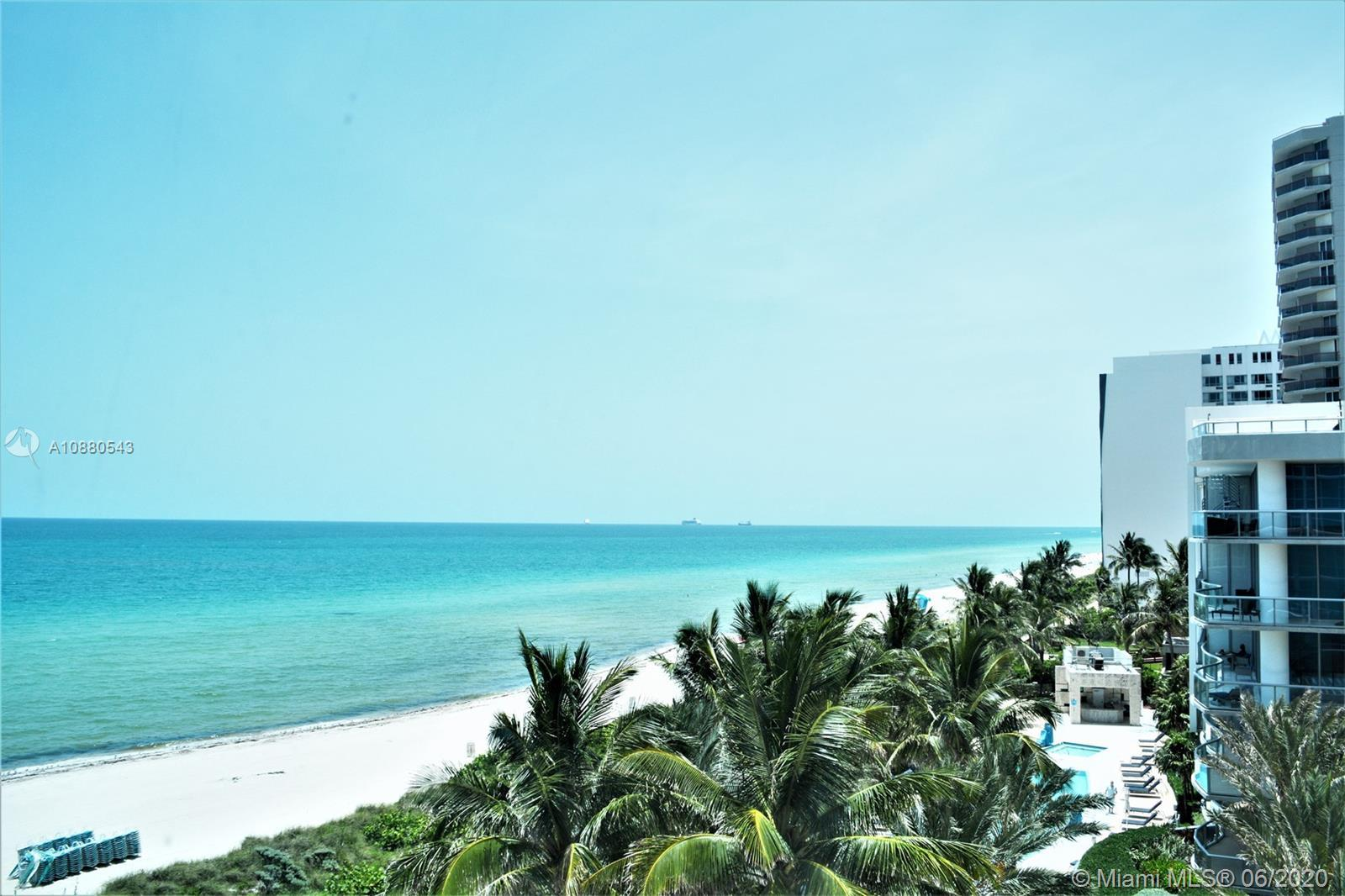 Incredible value for this turnkey 1Bed/1Bath condo hotel suite with dazzling ocean views. Enjoy a on