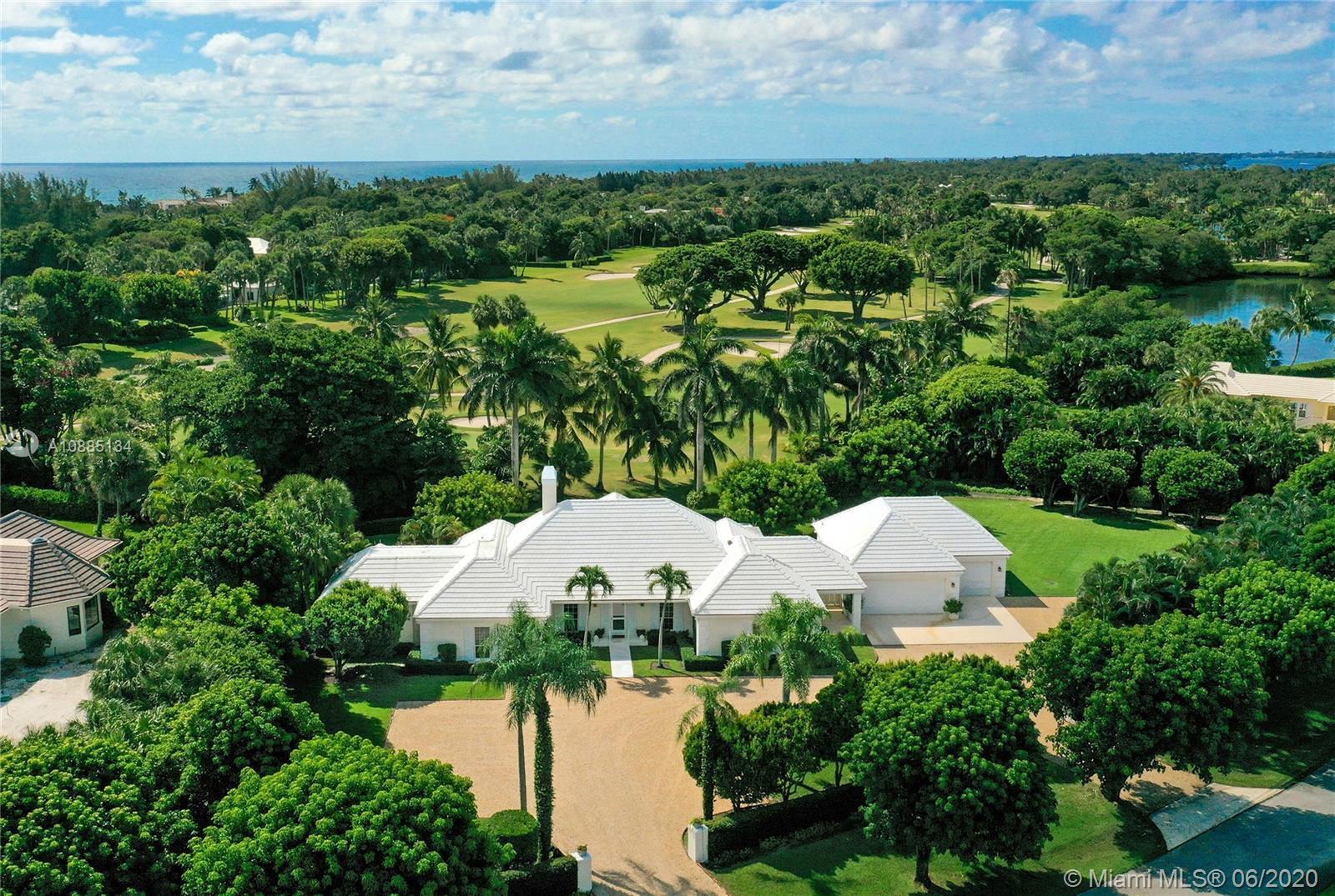 This stately Bermuda-style house is in near perfect condition and offers a beautiful environment for