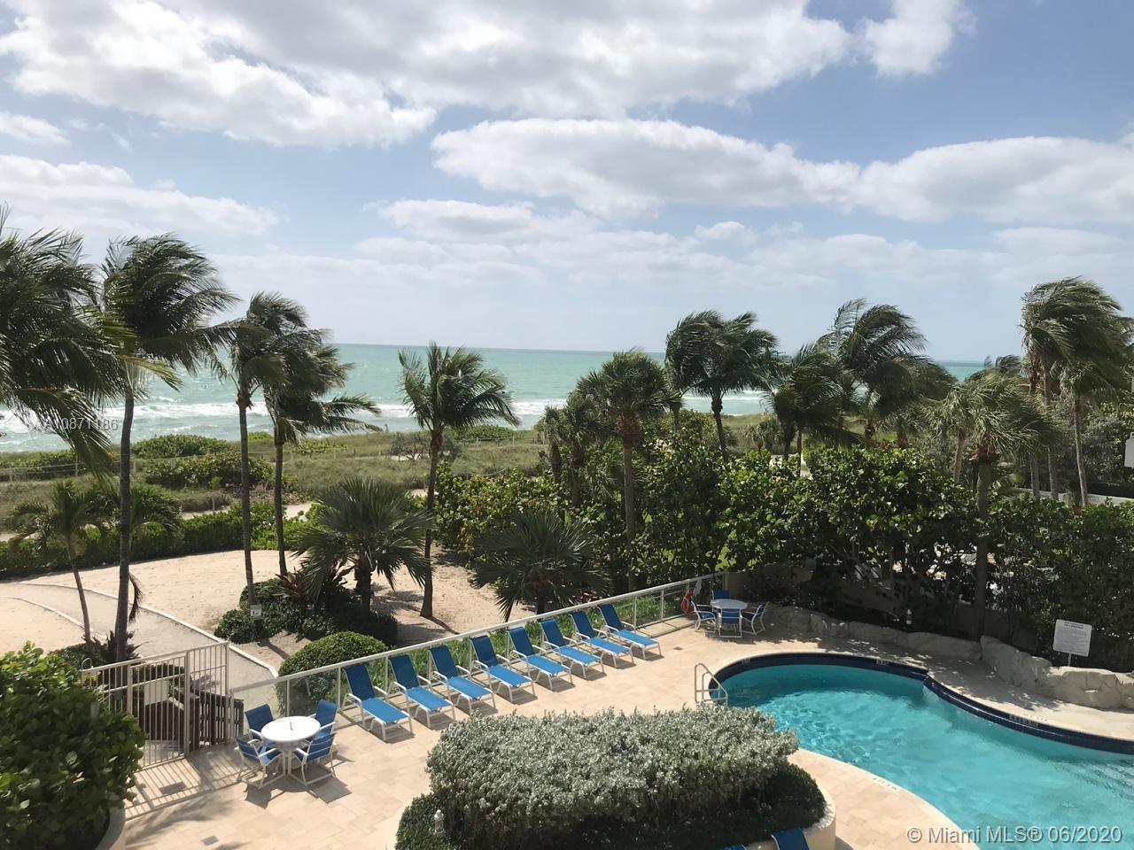 Beautiful Direct Ocean View from the moment you enter this Beautiful 3 Bedroom 2.5 Bath residence.