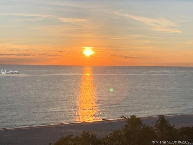 Spacious 2/BD/2BA totally renovated unit with Permits. Direct Ocean views from living room and balco