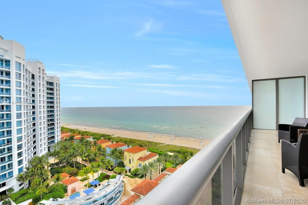 City and beachfront on 180 degrees of scenic views to enjoy from your balcony, bedroom and living ro