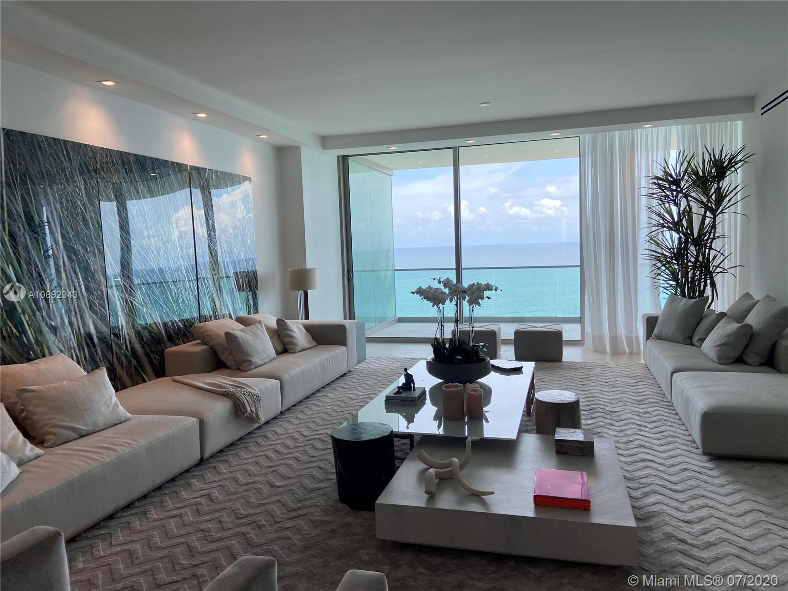 AMAZING MODEL UNIT completely turn key @ OCEANA BAL HARBOUR: Worth to see and show! Flow-through uni