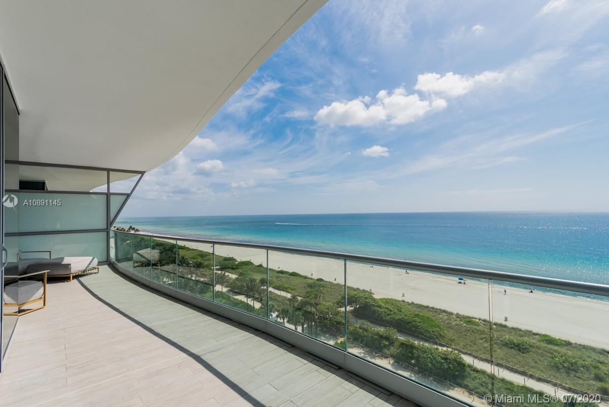 Located at the Ocean's Edge, Residence 903 at Fendi Chateau Residences offers unparalleled views of