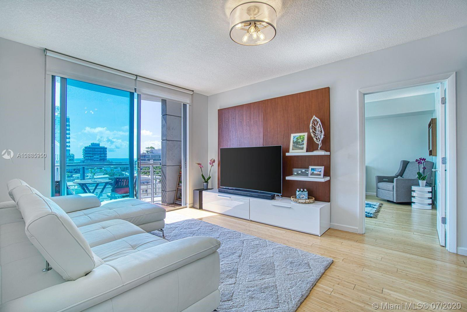 The Cosmopolitan sits in the very center of the highly coveted South of 5th neighborhood. Unit 1805